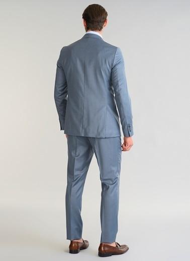 People By Fabrika Takım Elbise Mavi